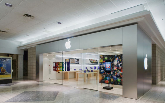 Apple Retail Stores How Far Theyve Come Infographic
