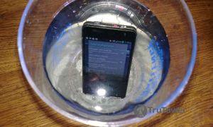 Waterproof phones, dust proof phones, Kyocera Hydro Elite