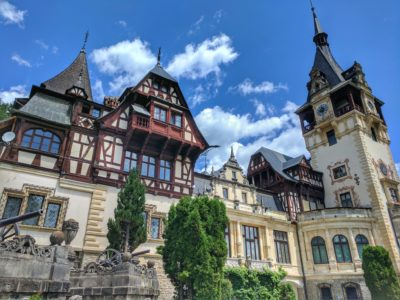 Our top things to do in Sinaia