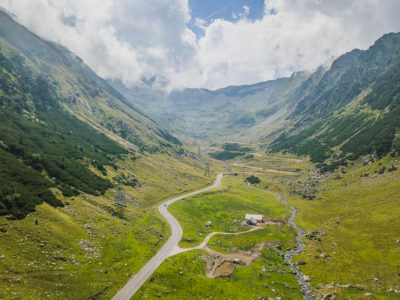Unforgettable experience on one of the most beautiful roads in the world – Transfagarasan road in Romania