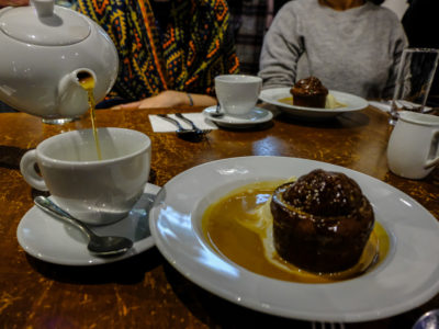London food tour – Fun and delicious local food tour