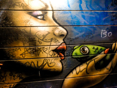 Graffiti tour in Tel Aviv – Learning about the city through street art