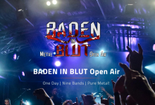Medienpartner: Baden in Blut Metal Open Air