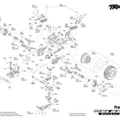 Traxxas Revo 3 Parts Diagram Wiring For Ceiling Fan With Light Funny Car