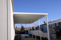 Aluminum Patio Cover Kit