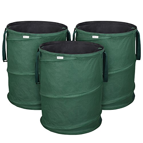 glorytec 3-pack pop garden bags