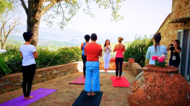 Yoga retreats directory