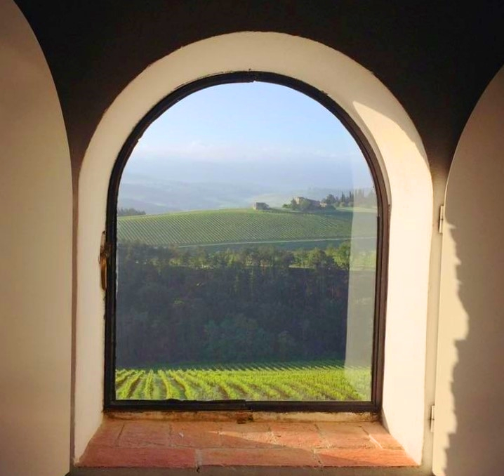 Km Zero Tours - Italian Retreat - The view from your window