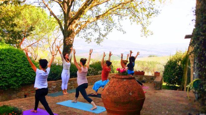 Km Zero Tours Italy Yoga Wine and Food Retreat