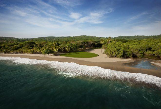 Golf course at Mukul Resort Nicaragua