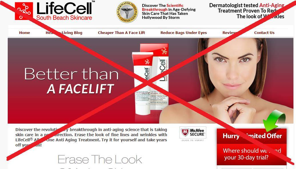 d9dc95fa11a Lifecell All One Anti Aging Treatment Review