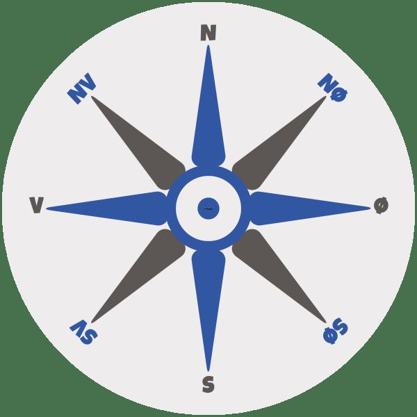 kompas-gulvfolie