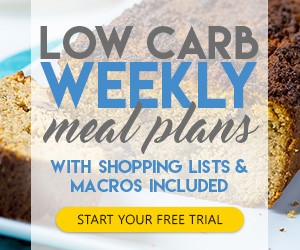 Keto Weight Loss Meal Plans