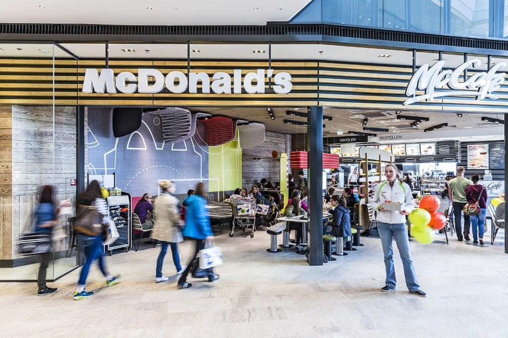 McDonalds Fischapark