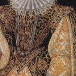 1580s gown