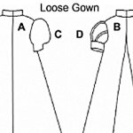 Loose Gown Pattern