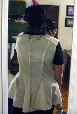 J.P. Ryan jacket mockup back