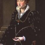 Isabella de Medici, circa 1560 by Bronzino