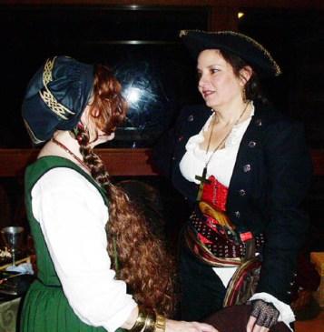 Pirate ladies