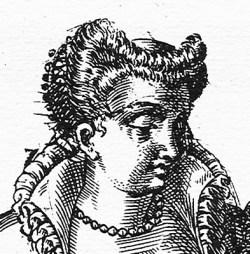 1581 etching by Abrahamde Bruyn