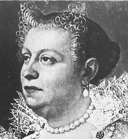 1600 portrait by Francesco Montemezzano