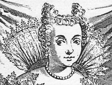 1600 matron by Giacomo Franco