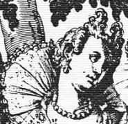 1600 nymph by Giacomo Franco