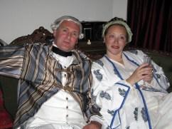Louis Antione de Bougainville & the Duchesse de Polignac