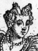 1590 noblewoman at a festival by Vecellio