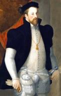 1557, Archduke Ferdinand II of Austria by Francesco Terzi. Image source: Wikimedia Commons