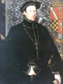 1563, Thomas Howard, 4th Duke of Norfolk, by Hans Eworth. Image source: Wikimedia Commons