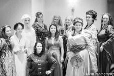 Game of Thrones group photo by Laurie Tavan.