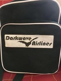 Darkwave Airlines, 1960s stewardess at Costume College 2017