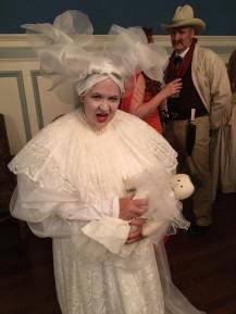 Photo by Chris Harrison - Lucy Westerna - Vampire Bride - Bram Stoker's Dracula