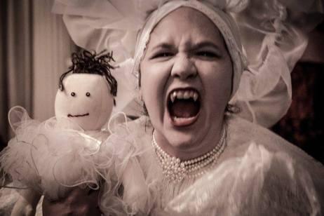 Photo by Philip Pavliger - Lucy Westerna - Vampire Bride - Bram Stoker's Dracula
