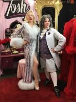 Drag Con 2018 - Leonard & Miss Tosh
