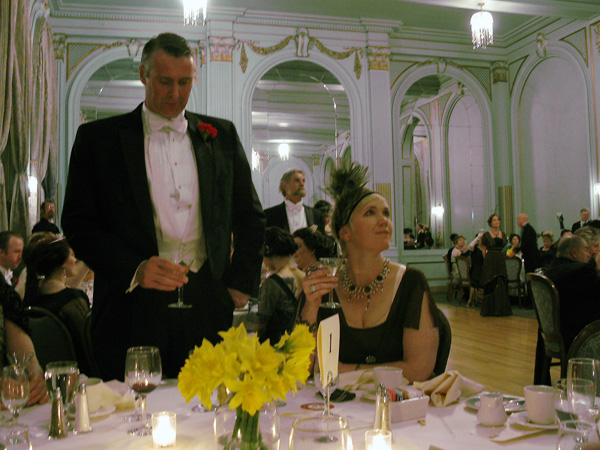 GBACG Last Dinner on the Titanic