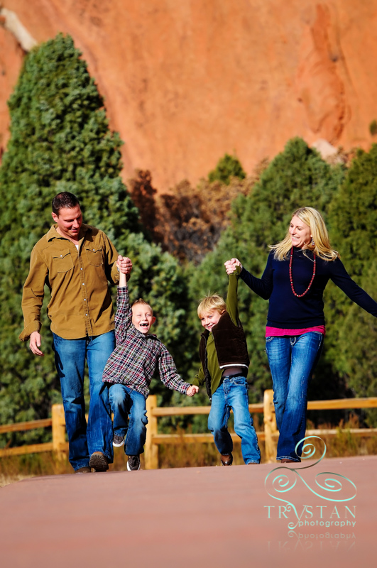 Colorado Springs Family Portraits  Trystan Photography