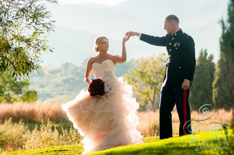 Cheyenne Mountain Resort Wedding