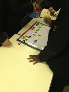 Magnetic letters and Magentic boards