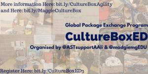 #CultureBoxED