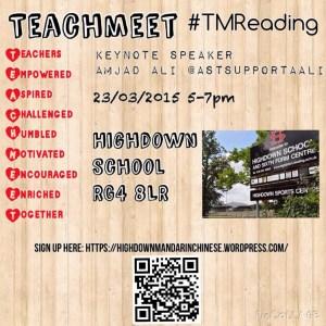 #TMReading