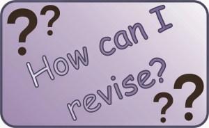 #RevisionIdeas15