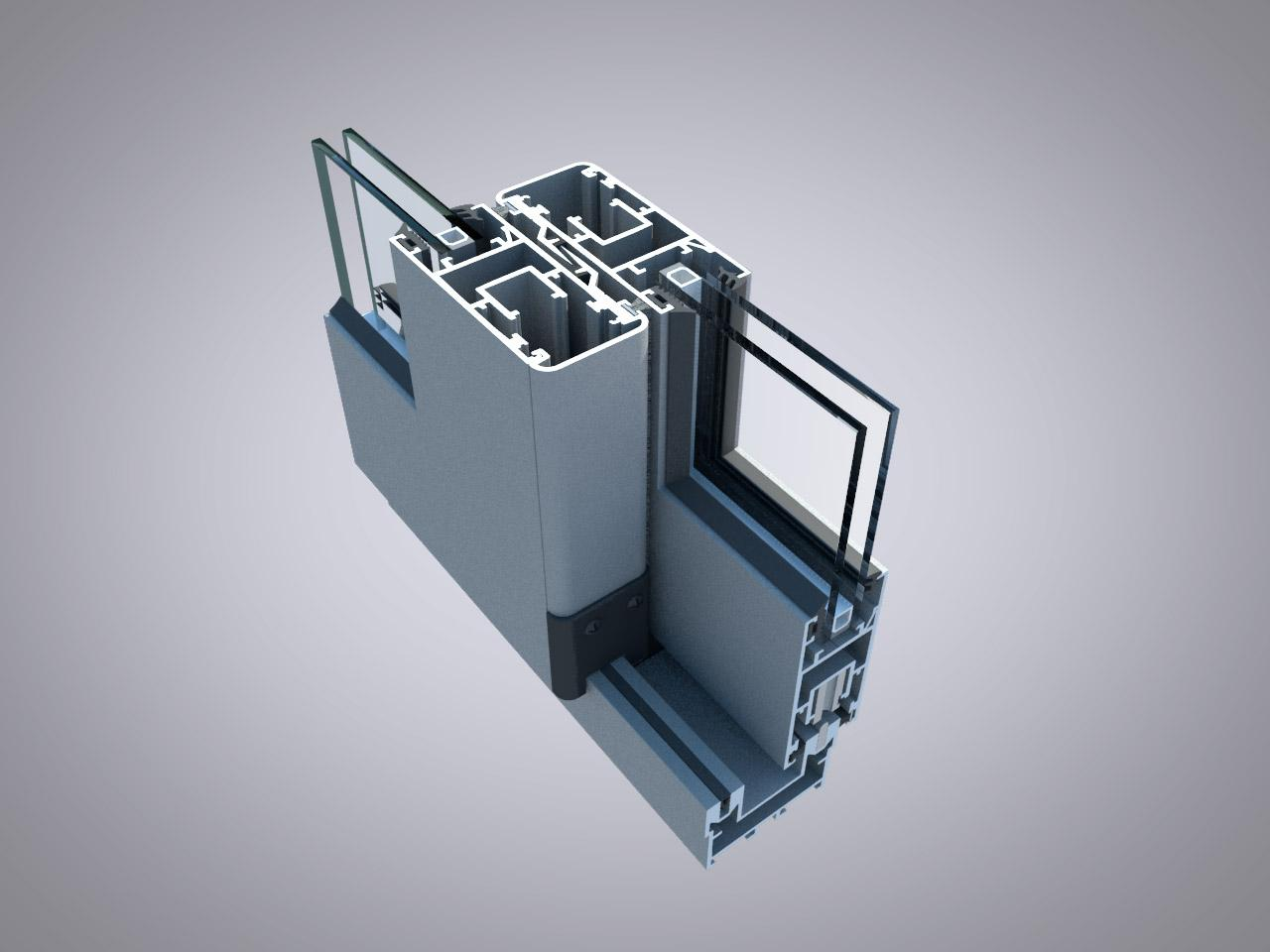 Schiebetüren - Ts-Aluminium