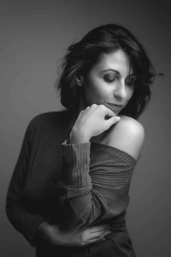 Portrait Cindy Fernandez par Laury Skander Photographe