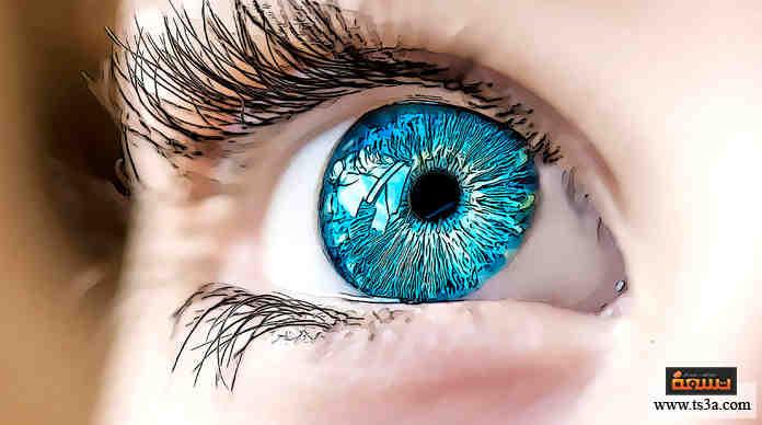 العيون الملونة ما هي معاني العيون الملونة وكيف تجذب