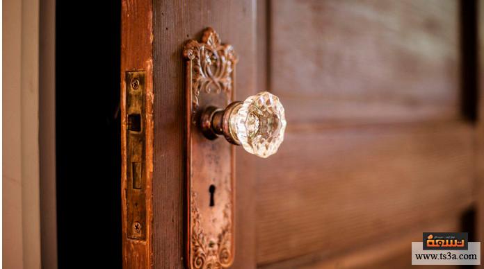 كيف تنشئ مصنع صغير في منزلك لصنع مقابض الأبواب الخشبية تسعة