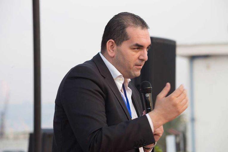 Sami Agli, président du Forum des chefs d'entreprise.