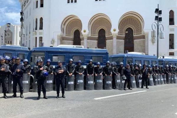 Arrestations