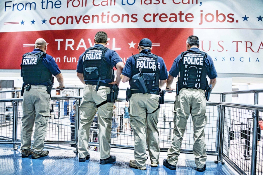 TSA Supports Security Efforts at National Conventions